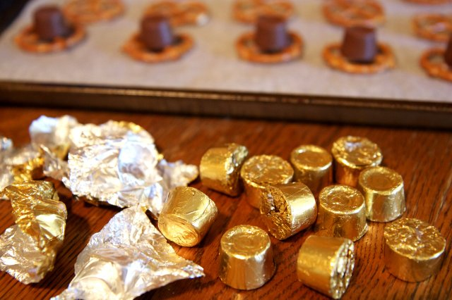 unwrapping rolos