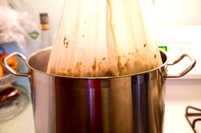beer brewing winter IPA