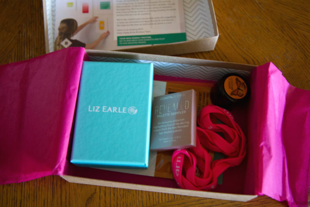 Here's the contents of January's box