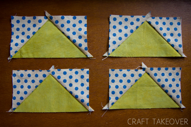 craft takeover flying geese tutorial