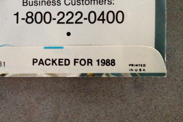 1988 seed packets