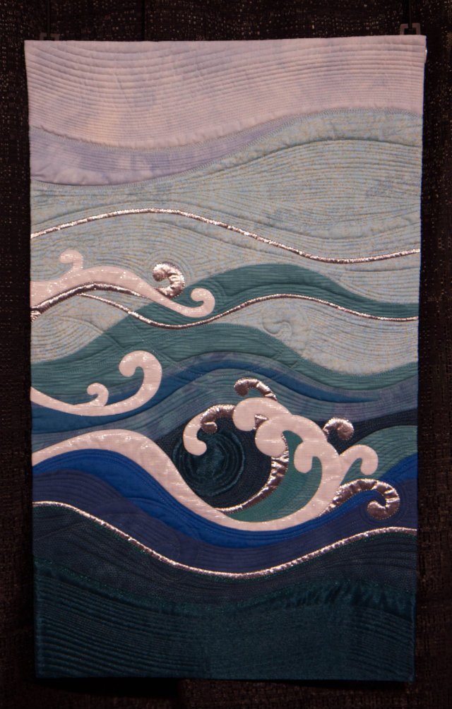 Making Waves, by Pat Hilderbrand