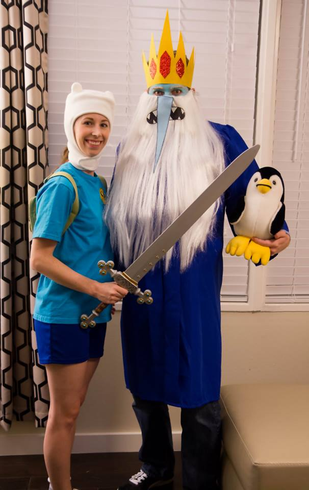 Finn and the Ice King