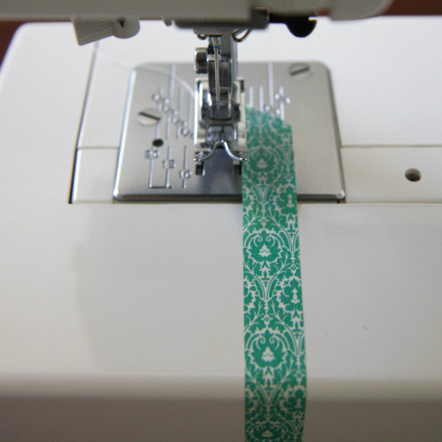 Washi Tape Sewing Guide