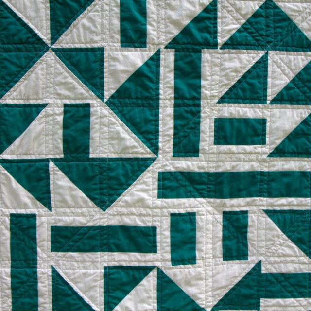Brazilian Tile Quilting