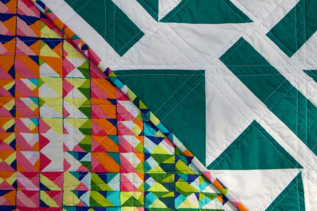 Craft Takeover Brazilian Tile Quilt